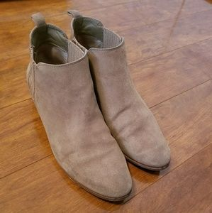 Michael Kors Suede Boots Size 10